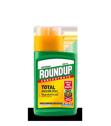 Roundup Optima+ Liquid Concentrate 280ml