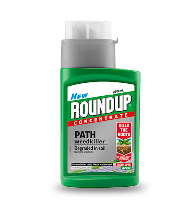 Roundup Path Liquid Concentrate 280ml