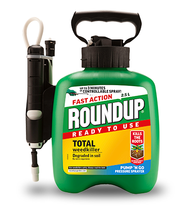 Roundup Fast Action Ready to Use Pump N Go 2.5L