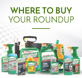 Where to buy your Roundup