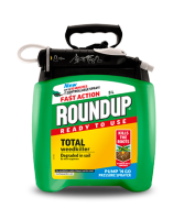 Roundup Fast Action Ready to Use Pump N Go 5.0L  Weedkiller