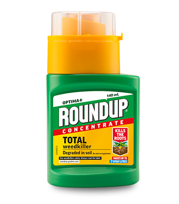 Roundup Optima+ Liquid Concentrate 140ml