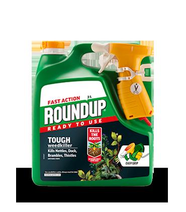 Roundup Tough Ready to Use 3.0L