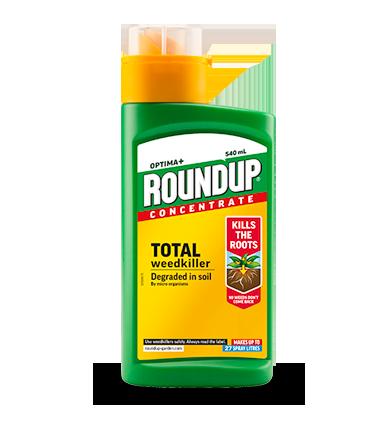 Roundup Optima+ Liquid Concentrate 540ml