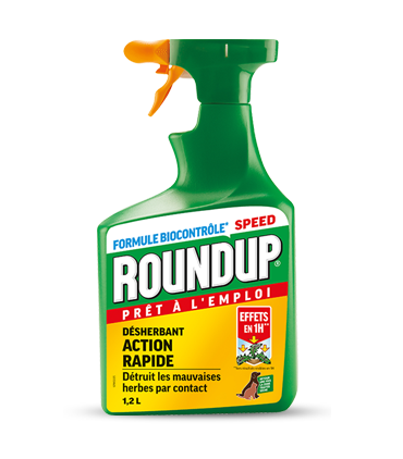 Roundup Action Rapide 1H* Multi-usage 1,2L