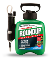 Roundup Tough Fast Action Ready to Use Pump N Go 2.5L